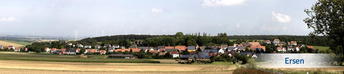 Stadt Liebenau - Ersen