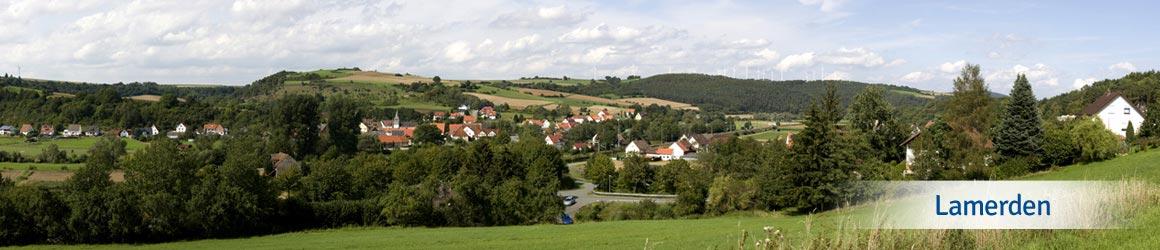 Stadt Liebenau -Lamerden