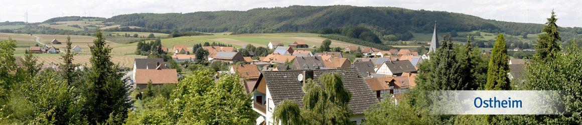 Stadt Liebenau - Ostheim