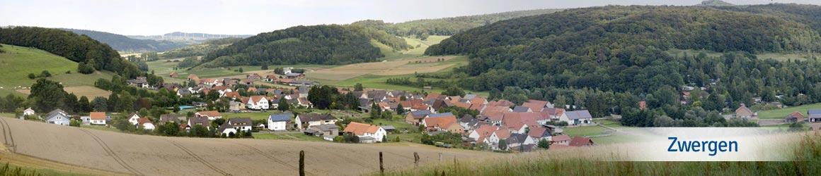 Stadt Liebenau - Zwergen